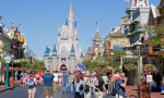 Disney aims to cut its net greenhouse gas emissions by 50% by 2020 and bans depictions of smoking in its theme parks and child-oriented films. Photograph: Alamy Stock Photo