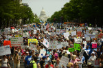 Climate March in DC April 29 2017