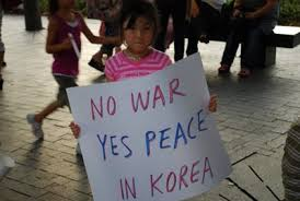 Nwar Yes Peace Korea Child