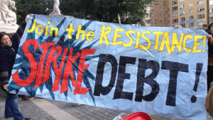 Strike Debt resistance