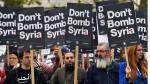 Syria Don't Bomb Syria
