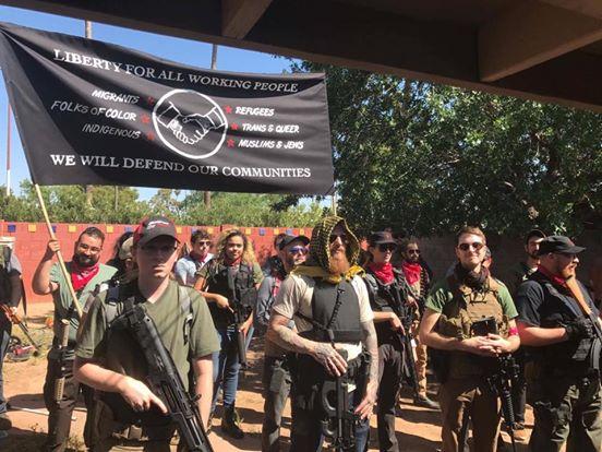 FB/ Phoenix John Brown Gun Club