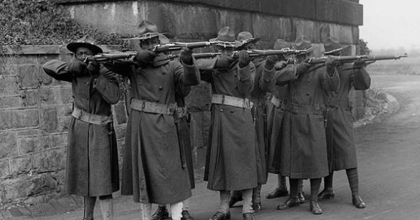 Black Americans served in the First World War (Source: Pinterest)
