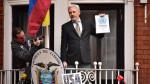 Julian Assange speaking about the UN report from Ecuadorian Embassy