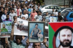Palestinian demand release of prisoners in Israeli prisons. (Photo: palsolidarity, file)