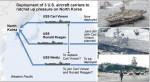 Three Aircraft Carriers Off Coast of North Korea
