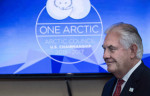 U.S. Secretary of State Rex Tillerson, a former Exxon CEO, brought the United States' two-year chairmanship of the Arctic Council to an end this month. Credit: Nicholas Kamm/Getty