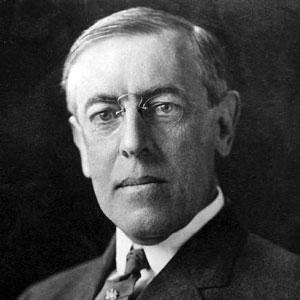 Woodrow Wilson (Source: The Common Constitutionalist)