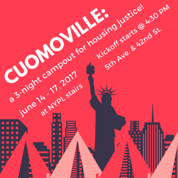 Cuomoville poster