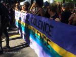 LGBTQ protest DC 6-10-17 by John Zangas