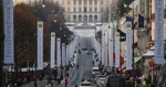 Oslo is one of 12 cities which plans to phase out cars in the near future. Image: REUTERS/Suzanne Plunkett