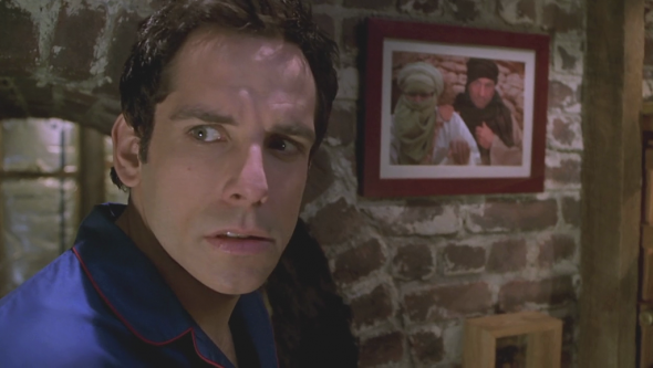 Ben Stiller discovers that Robert De Niro is working for the CIA — Meet the Parents
