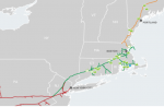 Access Northeast would serve natural gas generators in New England through an expansion of the Algonquin pipeline system. (Enbridge)