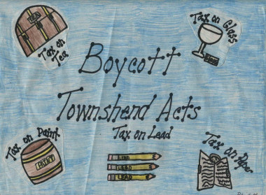 Boycott Townshed Acts