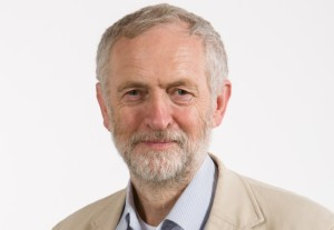 Jeremy Corbyn, the leader of Great Britain's Labour Party.