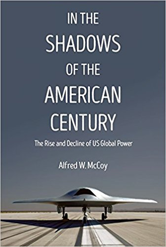 McCoy book cover on decline of US empire