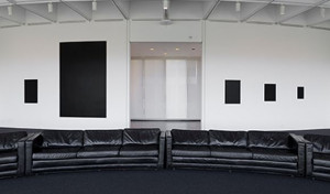 Cuban artist Reynier Leyva Novo has literally weighed history's dictatorships. He uses software to measure the weight of ink in the seminal texts by Castro, Hitler and other dictators around the world, which he then paints in correspondingly sized rectangles onto the gallery wall. Read more: http://www.smithsonianmag.com//www.smithsonianmag.com/tour/#WqVHWQXRhLFSuis9.99 Give the gift of Smithsonian magazine for only $12! http://bit.ly/1cGUiGv Follow us: @SmithsonianMag on Twitter