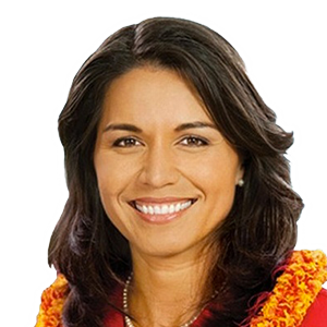Rep. Tulsi Gabbard, D-Hawaii.