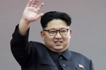 The North Korean leader, Kim Jong-un, says he will never negotiate his weapons programmes unless the United States abandons its hostile policy toward his country AP/Wong Maye-E