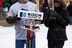 Koch Industries puppet Credit: Ryan O'Hara, CC BY-NC-SA 2.0