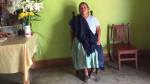 Josefina Estrada, a petite grandmother who helped lead the revolt in Cheran. (Cecilia Sanchez / For The Times)