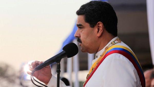 ЦРУ готовит путч в Венесуэле.