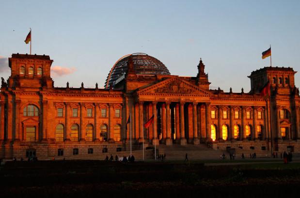 The Reichstag building © Tobias Schwarz / Reuters