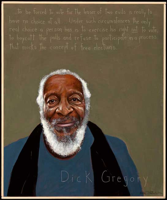 Dick Gregory from Americans Who Tell The Truth