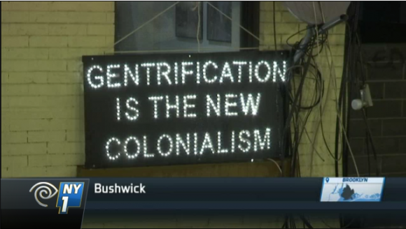 Gentrification the new capitalism