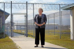 Florida Department of Corrections Secretary Julie Jones visits the Wakulla Correctional Institution in Crawfordville, Fl. March 1, 2016. Emily Michot emichot@miamiherald.com