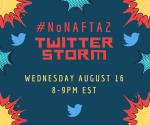 #NoNAFTA2 TW storm