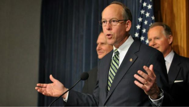 Rep. Greg Waldern.Original photo by Flickr user House GOP.