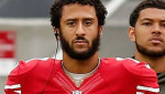 During the 2016 season, quarterback Colin Kaepernick took a stand against police brutality and racism. | Photo: AFP