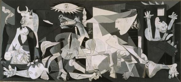 Pablo Picasso, 'Guernica' (1937). Reina Sofia