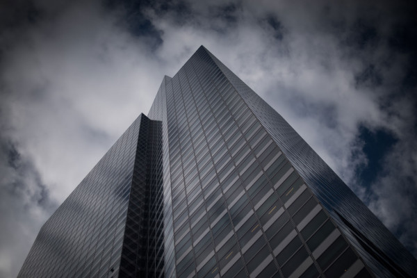 Goldman Sachs Group Inc. headquarters stands in New York City, on Oct. 12, 2016. Mark Kauzlarich/Bloomberg/Getty Images