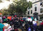 ADAPT Protest on Secty Tom Price's house on September 27, 2017