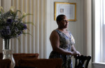Top photo | Deborah Goldring stands inside her Baltimore home. From growing up black in the segregated 1960s, Goldring pulled herself out of poverty and earned a middle-class life – until the Great Recession. First, her husband fell ill, and they drained savings to pay for nursing homes before he died. Then Goldring lost her executive assistant job of 17 years. Then came a letter from the bank, intending to foreclose on her home of almost three decades. For Goldring and many others in the black community, where unemployment is still rising, job loss has knocked them out of the middle class and back into poverty. Some even see a historic reversal of hard-won economic gains that took black people decades to achieve. (AP Photo/Steve Ruark)