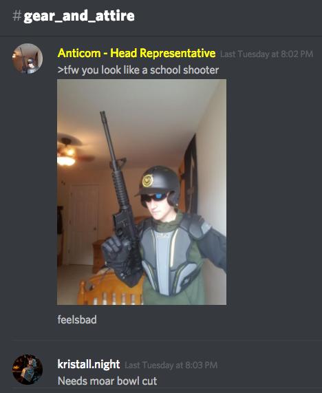 AntiComschoolshooter