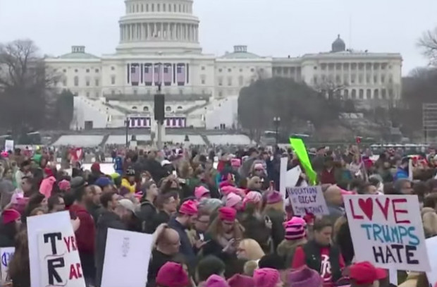 Inauguration-Day-2017-protests-via-BBC