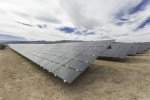 A 250-MW solar project on the Moapa Band of Paiute Indians Moapa Indian River Reservation in southern Nevada. It is the first utility-scale solar project on tribal land in the U.S. FIRST SOLAR/DOE
