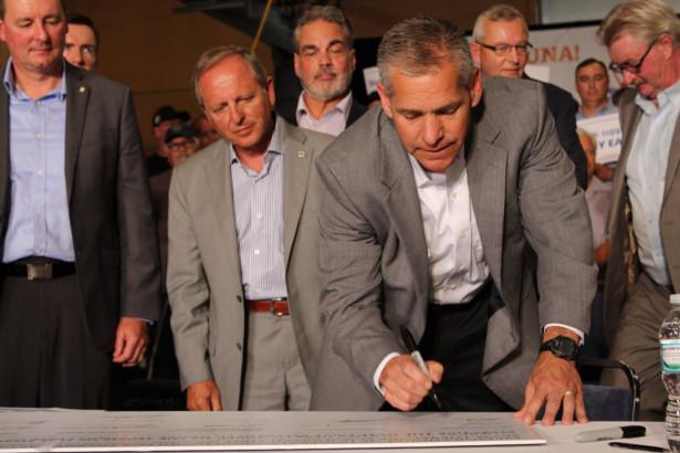 TransCanada terminates Energy East pipeline project