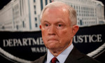 In issuing the memo, Jeff Sessions is injecting the department into a thicket of highly charged legal questions that have repeatedly reached the US supreme court. Photograph: Aaron Bernstein/Reuters