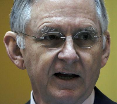 Senate Majority Leader Thomas K. Norment Jr., R-James City County