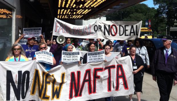No New NAFTA
