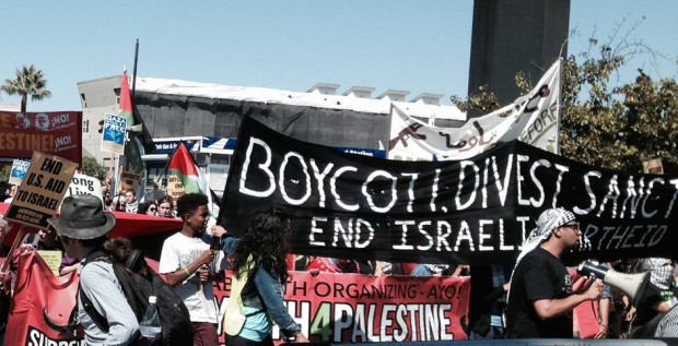 Oakland-Palestine-Action