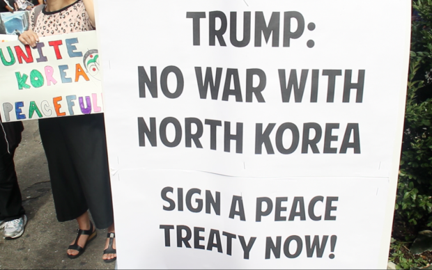 7e0eeda717ef2 By Staff of Zoom in Korea - Donald Trump recently responded to Secretary of  State Rex Tillersons mention of direct communication channels with North  Korea ...