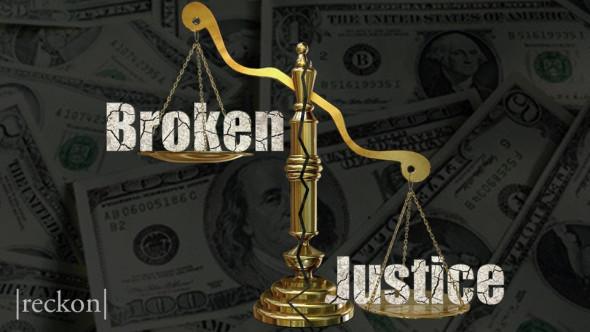 reckon broken justice