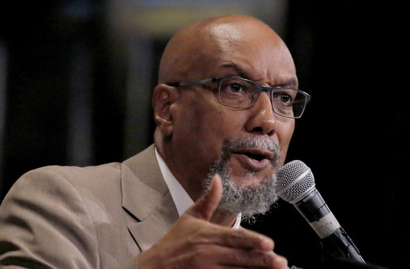 Ajamu Baraka. © Jim Young / Reuters