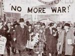 Armistice Day No More War