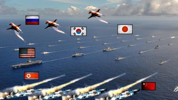 US South Korea North Korea